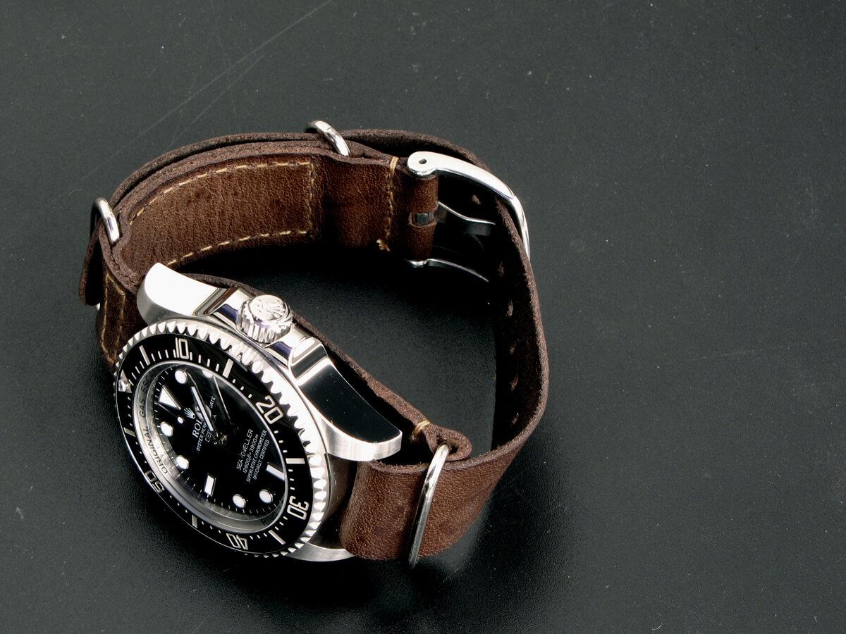 bracelet men nato vintage really nice dial